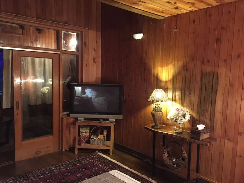 Wood's Dale Room 6, holiday rental in Dunga Gali