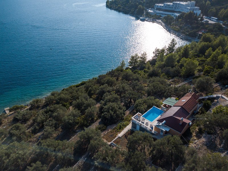 Villa Plitvine, vacation rental in Vela Luka