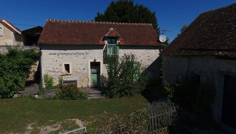 Maison de campagne au calme entre Touraine et Poitou, location de vacances à Ingrandes