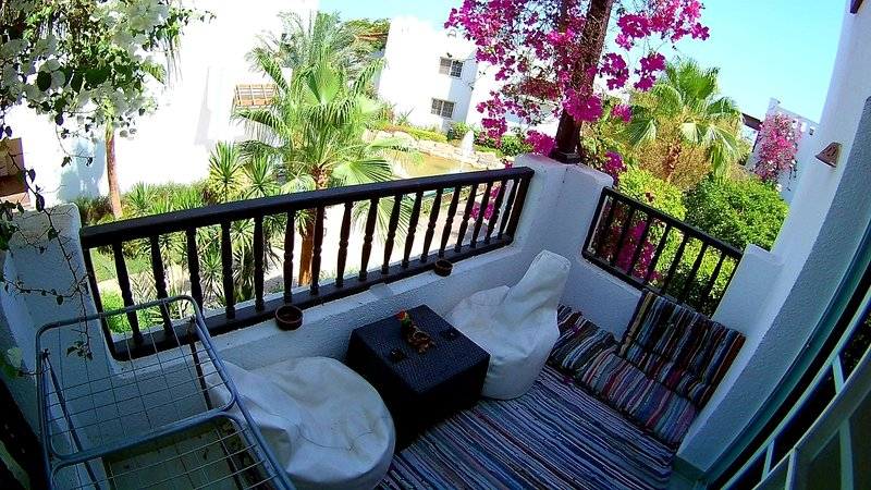 Great Location Studio Delta Sharm, holiday rental in Sharm El Sheikh