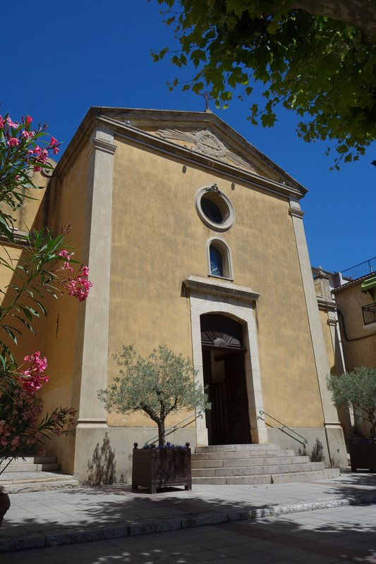 Church of Bandol