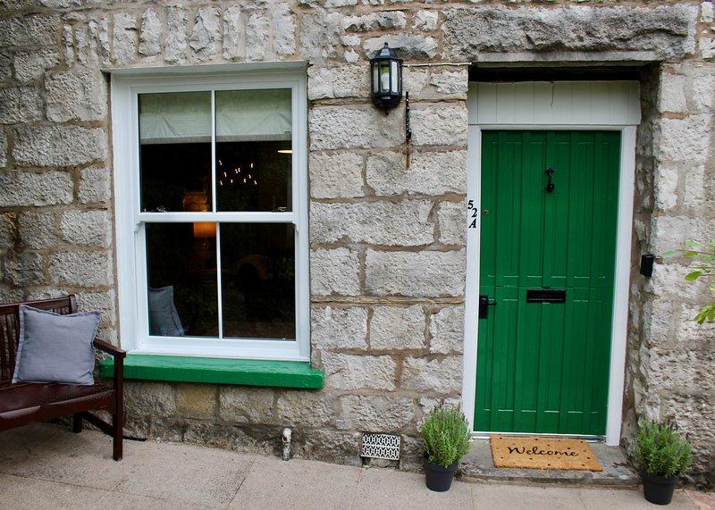 Casa tradicional recién reformada. En una calle tranquila, a solo 5 minutos a pie del centro de la ciudad.