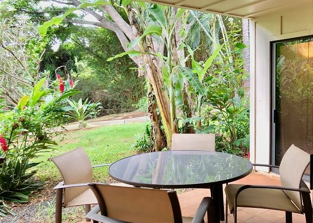 One Bedroom Tropical Suite in Sunny Poipu ***Call or Book Now! ***, holiday rental in Poipu