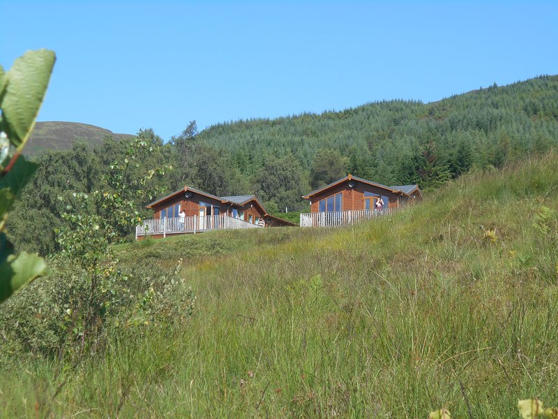 Executive Range Crathie Lodge, vacation rental in Torlundy