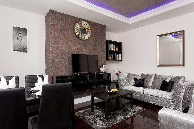 Eldon Serviced Apartments, Ferienwohnung in Shadwell