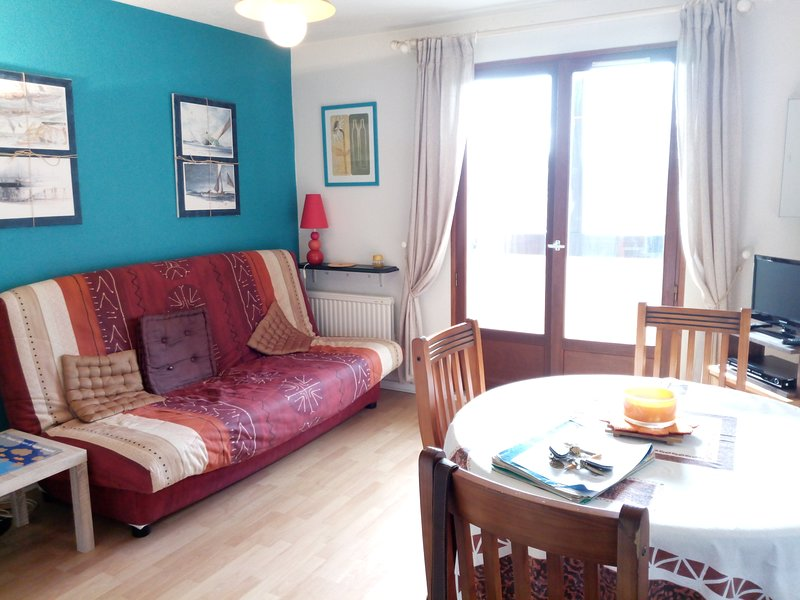 Appartement ** en Résidence Le home-Cabourg 2 à 4 personnes. 350m de la plage !, holiday rental in Troarn