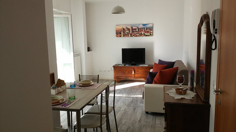 Appartamento Miro, holiday rental in Piazza Brembana