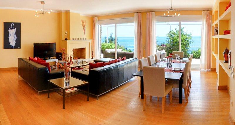 Ypsos Villa Sleeps 10 with Pool and Air Con - 5364665, location de vacances à Pyrgi
