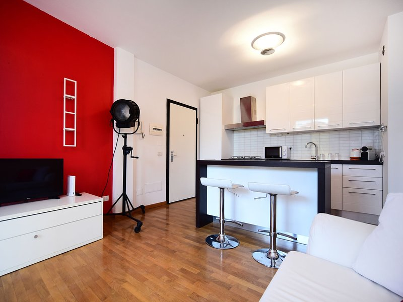UD Apartments - Navigli with Terrace, holiday rental in Buccinasco