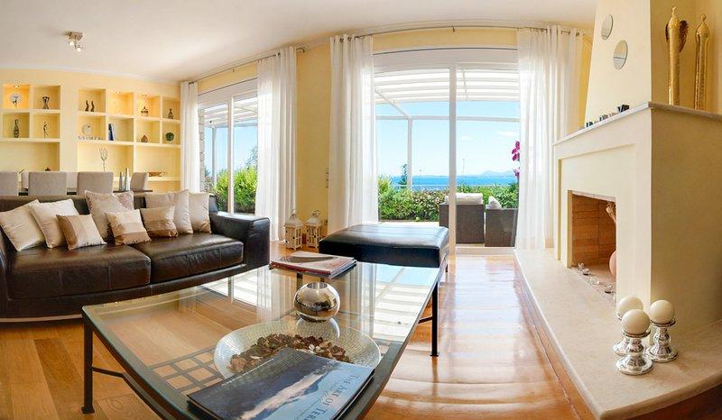Ypsos Villa Sleeps 8 with Pool and Air Con - 5364663, location de vacances à Pyrgi