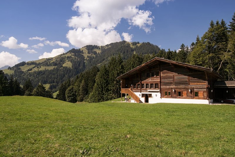 Gstaad - Great Luxurious Farmhouse, holiday rental in Canton of Bern