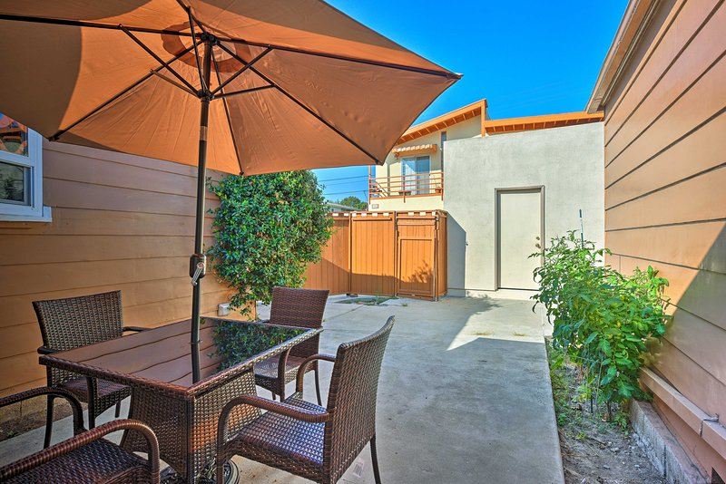 With a furnished patio, beds for 6, and more, this updated home can't be beaten!