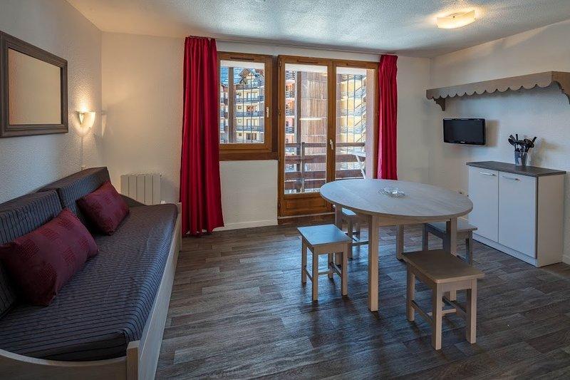 Bienvenue dans votre appartement confortable à Risoul!