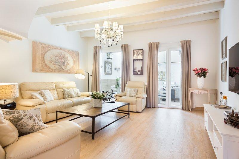 Sitges Centre Beach House (Single Family Home), location de vacances à Sitges