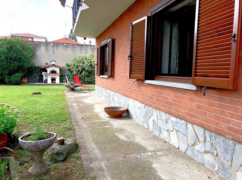 Bilocale ad alpignano, location de vacances à Fiano
