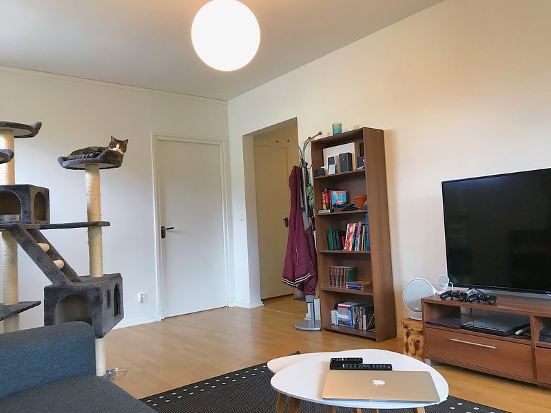 Aktualisiert 2019 Living Room Space For 3 People Privatzimmer