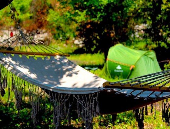 Agape Farm Camp: (Single Tent 22), holiday rental in Radanovici