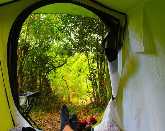 Agape Farm Camp: (Single Tent 19), holiday rental in Radanovici