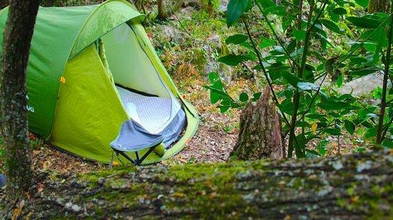 Agape Farm Camp: (Single Tent 25), holiday rental in Radanovici
