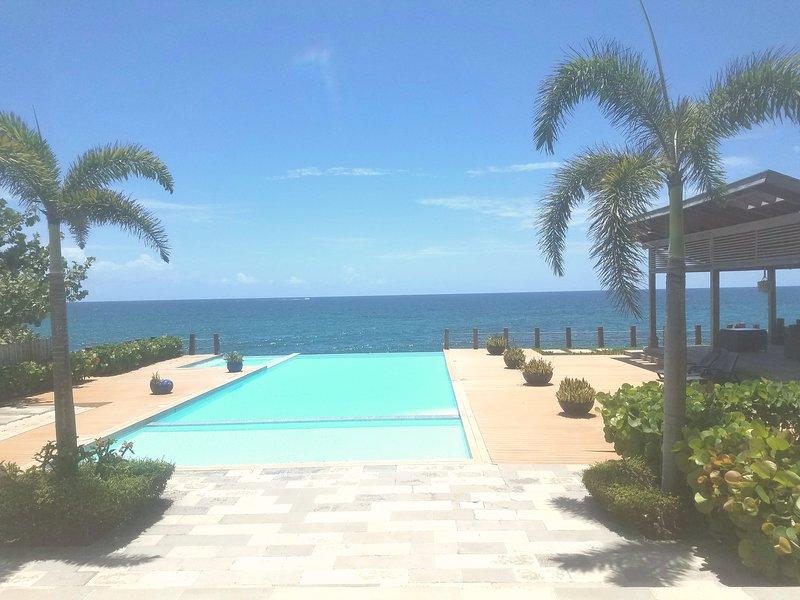 For rent seasonal or permanent: Oceanfront  Condo, alquiler de vacaciones en Juan Dolio