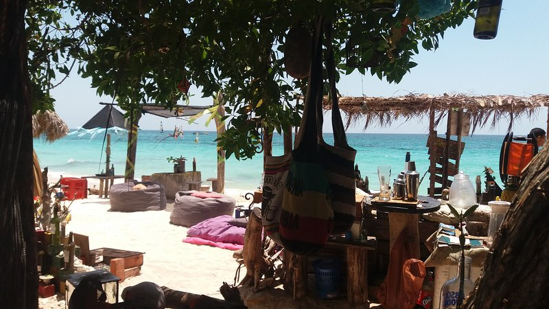 Tipiland La Casa del Mono, Ferienwohnung in Islas de Rosario