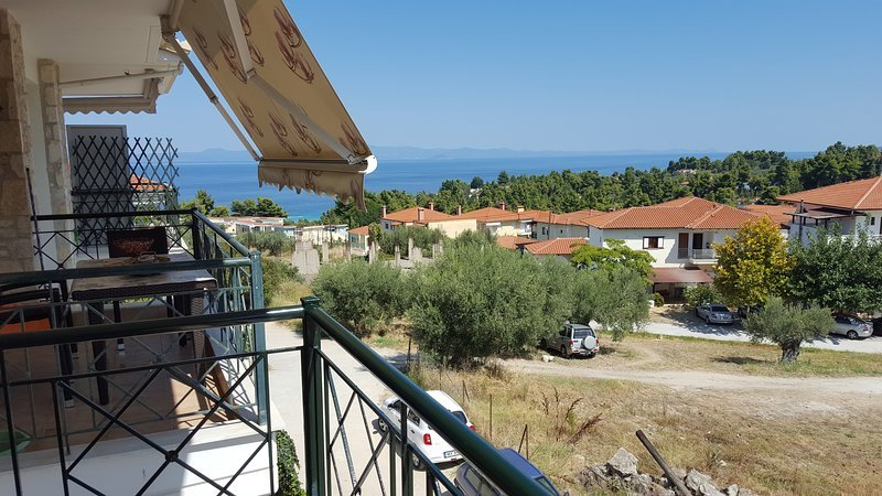 Apartment for Family, holiday rental in Kriopigi