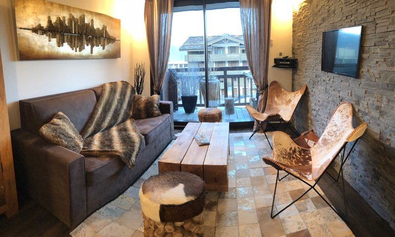 Apartment - 150 m from the slopes, Ferienwohnung in Courchevel