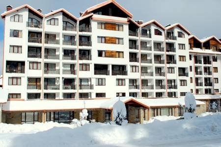Cosy one bedroom apartment C9 in Borovets Gardens, vacation rental in Borovets