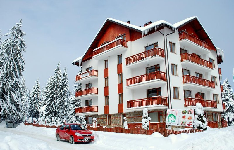 Luxury apartment in Rila Park, Borovets, vacation rental in Borovets