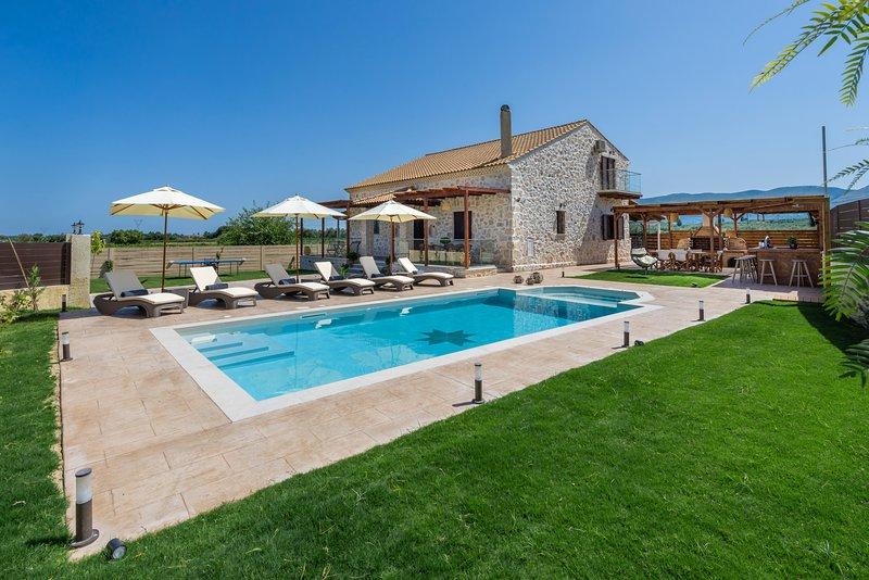 La Vite Stone Villa, vakantiewoning in Zakynthos Town