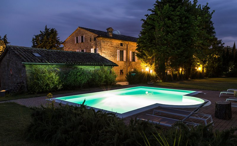 Residenza la Canonica/Andromeda, holiday rental in Carpegna