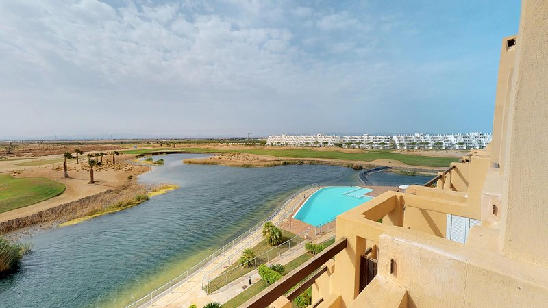 Terrazas Penthouse-Murcia Holiday Rentals Property, holiday rental in Balsicas