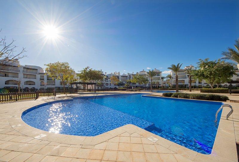Casa del Mediterráneo-Murcia Holiday Rentals, vacation rental in Balsicas