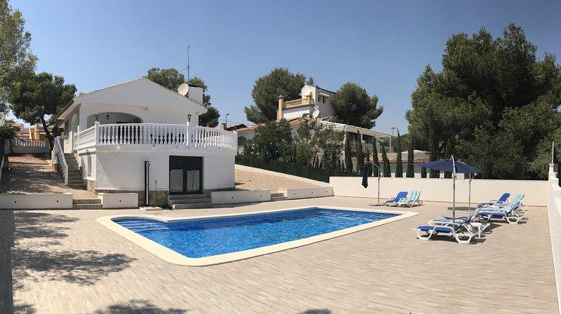 Villa Caroline - A Murcia Holiday Rentals Property, aluguéis de temporada em Romero