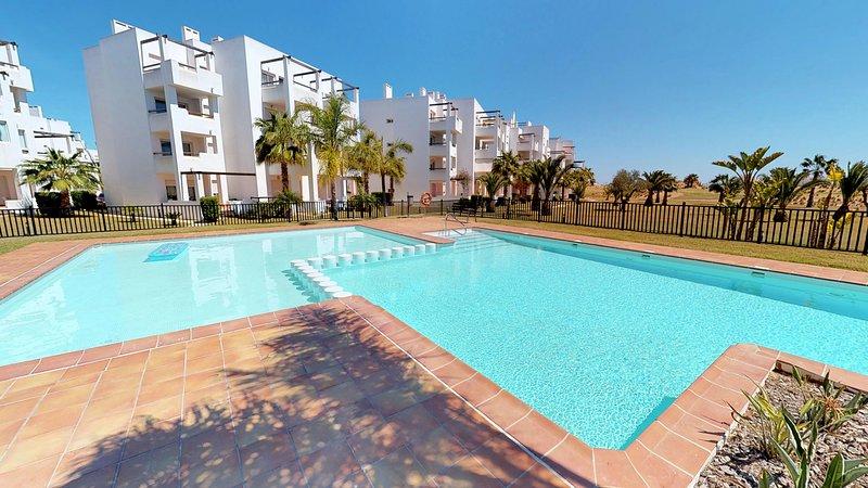 Casa Arancha - A Murcia Holiday Rentals Property, holiday rental in Balsicas