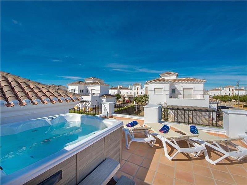 Casa Bacalao - A Murcia Holiday Rentals Property – semesterbostad i Roldan