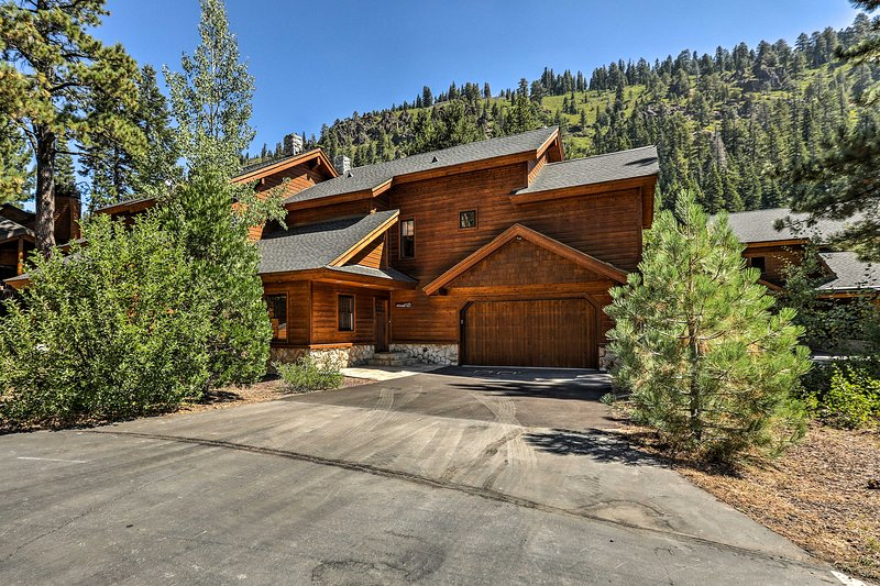 Photo of Riverfront Alpine Meadows Resort Townhome w/ Pool!