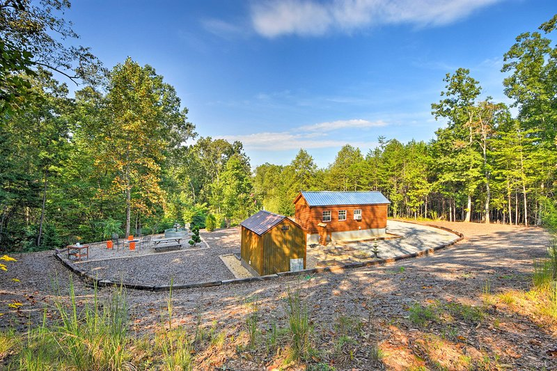 You'll never want to leave this vacation rental cottage!