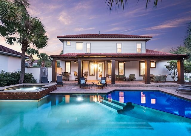 Large home with PRIVATE pool and Golf Cart!, vacation rental in Destin