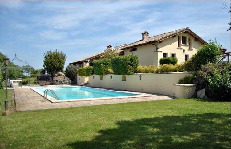 Casale Vento d'estate, holiday rental in Campagnano di Roma