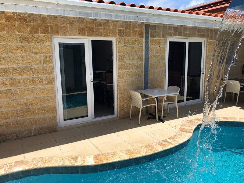 Swiss Paradise Aruba One Bedroom Apartment, holiday rental in Noord