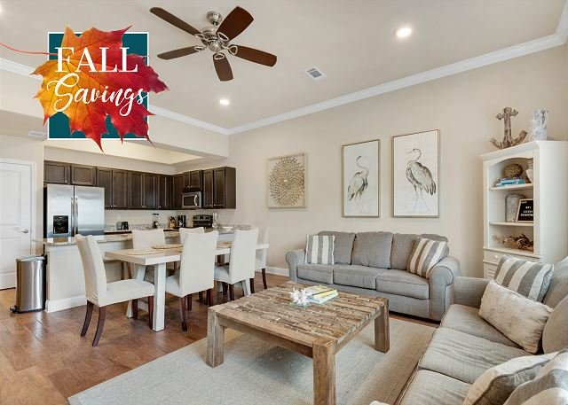 Alerio D103 - Combined Living and Dining Room