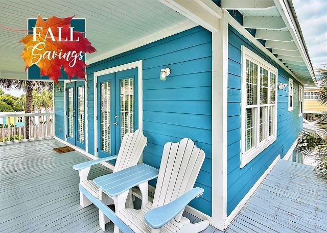 Smaragdmeer - Cottage Style Ferienhaus in Destin, FL