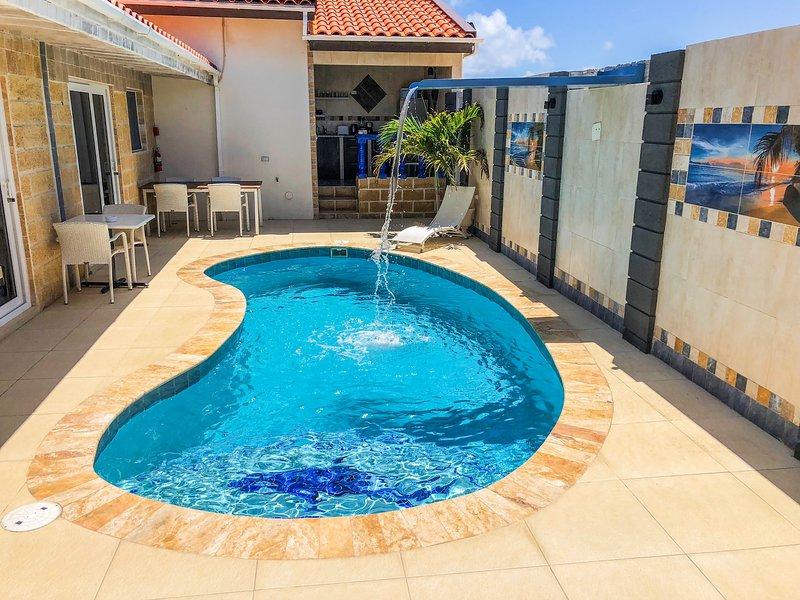 Swiss Paradise  Aruba Villa Little 1, holiday rental in Noord