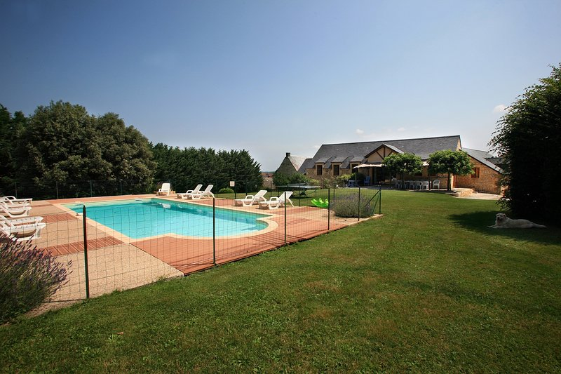 the'grange de Joseph' Big rental for 15 persons  in Dordogne ., vacation rental in Archignac
