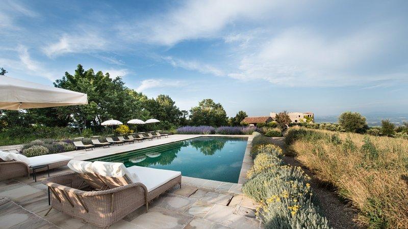 Luxury villa Castelvecchio, holiday rental in Perugia