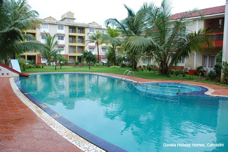 2BHK Candolim Holiday Flat, holiday rental in Corlim