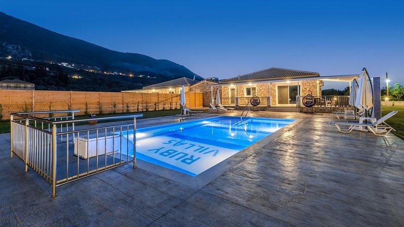Ruby Villas, holiday rental in Alykes