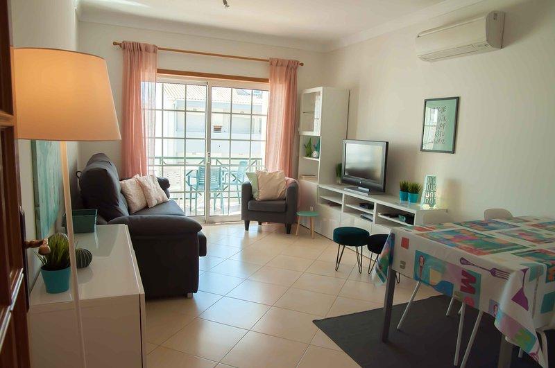 Vakantie appartement Armação de Pêra, vacation rental in Armacao de Pera