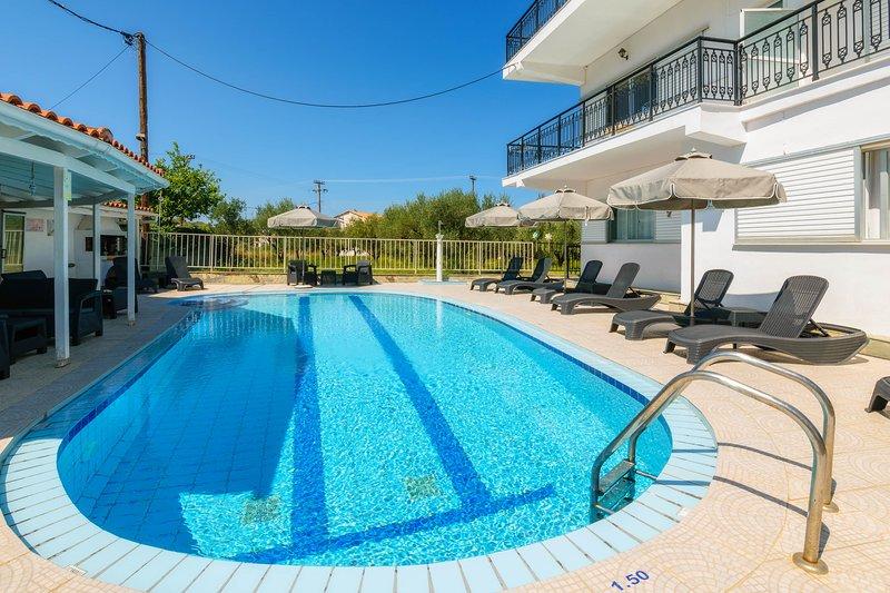 Two-Bedroom Apartment, location de vacances à Argassi